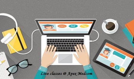 Online Live classes at Apex Medcom