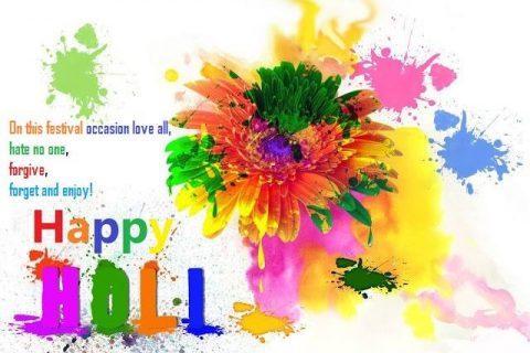 Happy Holi to all